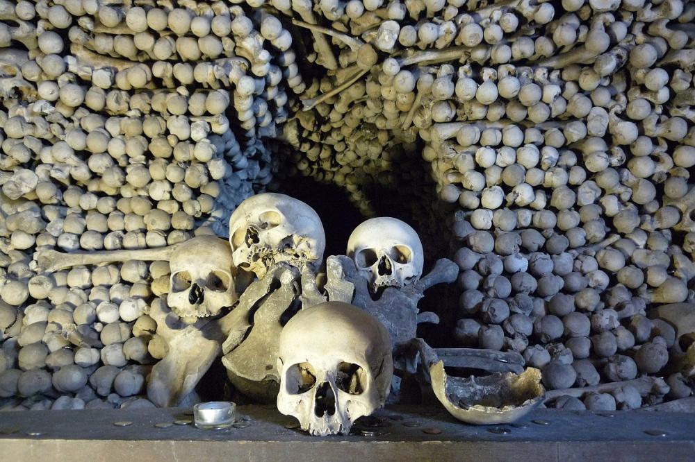 Kostnice v Sedlci Sedlec Ossuary